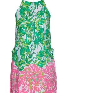 Lilly Pulitzer pearl romper dress NWT